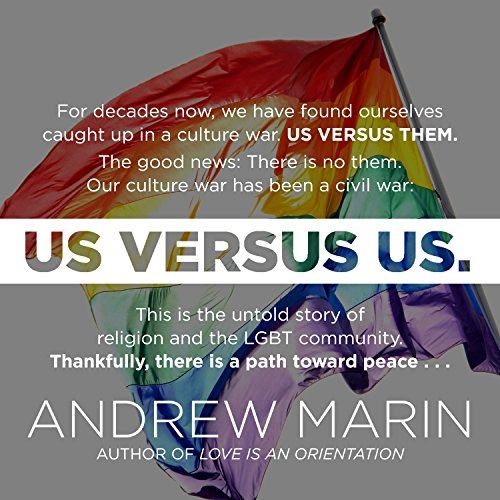 Us versus Us audiobook cover art