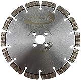 PRODIAMANT Diamant-Trennscheibe Beton 180 mm passend für Lamello Diamanttrennscheibe 180mm für Fensterfräsen