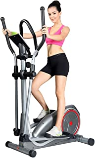 Lwieui Ellittiche Exerpeutic Aero Air Ellittica Crosstrainer for Home Fitness Cardio Training for la casa Macchina Ellitti...