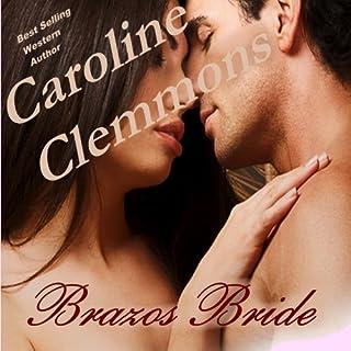 Brazos Bride audiobook cover art