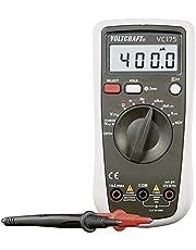 VOLTCRAFT VC175 Multimeter Digitaal CAT III 600 V Weergave (counts): 4000