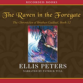The Raven in the Foregate     The Twelfth Chronicle of Brother Cadfael              By:                                                                                                                                 Ellis Peters                               Narrated by:                                                                                                                                 Patrick Tull                      Length: 8 hrs and 8 mins     157 ratings     Overall 4.6