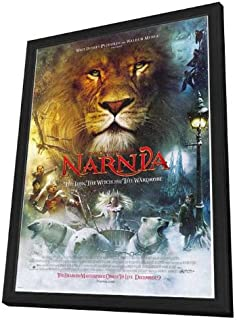 Chronicles of Narnia: The Lion, the Witch and the Wardrobe - 27 x 40 Framed Movie Poster