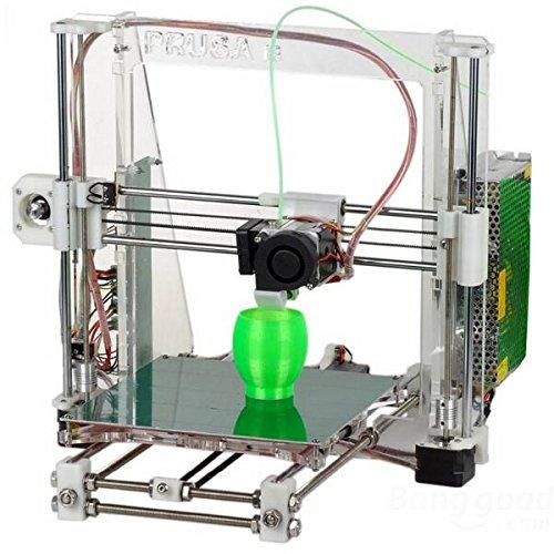 mark8shop Buse 0,2mm Matière heacent 1,75mm Imprimante 3D Reprap Prusa I3DIY Kit de montage