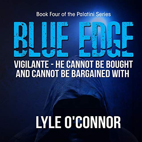 Blue Edge audiobook cover art