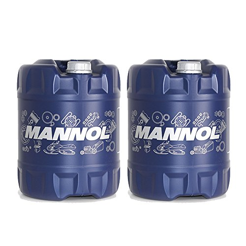 MANNOL 40 Liter, TO-4 Powertrain Oil SAE 50 Traktoröl TDTO