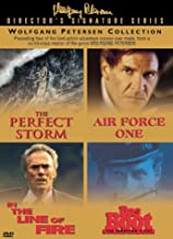 Wolfgang Petersen Collection: Das Boot Director's Cut/The Perfect Storm/Air Force One/In the Line of Fire (Widescreen/Full...