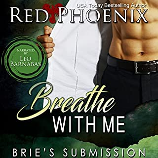 Breathe with Me: Brie's Submission, Volume 12 audiobook cover art