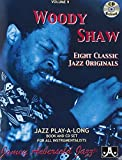Vol. 9, Woody Shaw: Eight Classic Jazz Originals (Book & CD Set) by Jamey Aebersold Play-A-Long Series (2000-06-24)