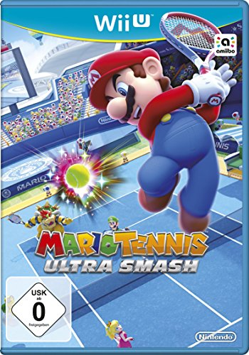 Mario Tennis: Ultra Smash - Wii U - [Edizione: Germania]