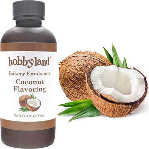Hobbyland Bakery Emulsions (Coconut Flavoring, 4 fl oz)