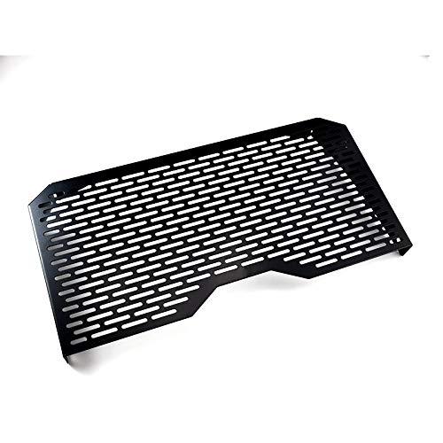 ZIEGER 10001809 radiatorafdekking waterkoeler radiateurgrill radiatorbescherming radiatorrooster radiatorrooster radiator radiator bekleding zwart