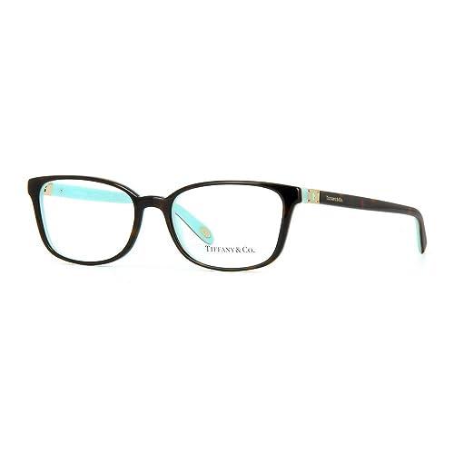 8473a0002ae7 TIFFANY Eyeglasses TF 2094 8134 Havana Blue 52MM