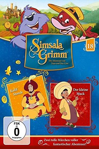 SimsalaGrimm 18 - Kalif Storch / Der Kleine Muck