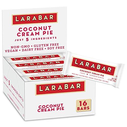 Larabar Fruit and Nut Bar, Coconut Cream Pie, Gluten Free, Vegan, 27.2 Ounce