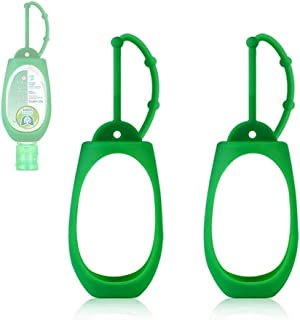 NMD&LR Silicone Case Hand Sanitizer Case Perfume Case Universal 50ml Hand Sanitizer Hanging Case