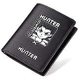 Hunter X Hunter Wallet,Cosplay Gon Freecss PU Bifold Wallet/Card Holder Purse