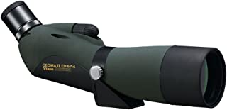 Geoma 5890 ED 67-A Spotting Scope with GLH48T Zoom Eyepiece