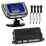 Envers lovelifeast Écran LCD Radar Système arrière avec 4capteurs de voiture Back Up de...
