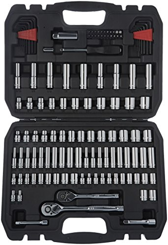 Amazon Basics - Juego de llaves (123 unidades)