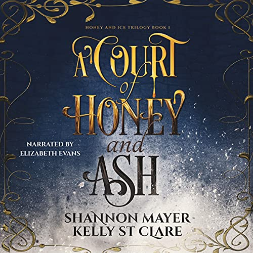 A Court of Honey and Ash cover art