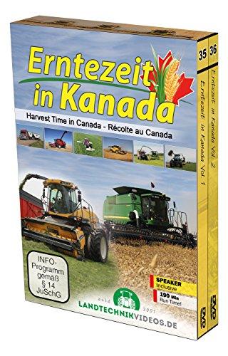 Erntezeit in Kanada [Doppel-DVD-Box]