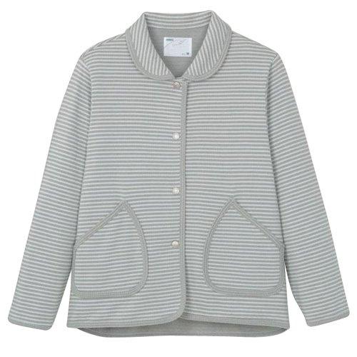 ハニカムニット 衿付きジャケット 婦人用 5553-A