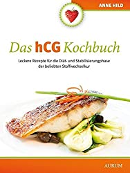 das Kochbuch für die HCG Stoffwechsel Diät