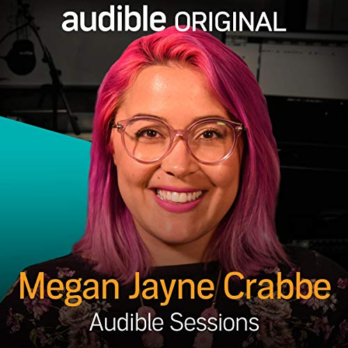 Megan Jayne Crabbe audiobook cover art