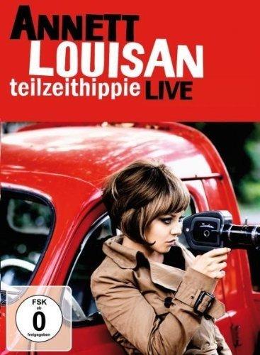 Annett Louisan - Teilzeithippie: Live [2 DVDs]