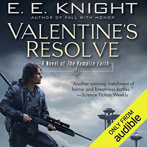 Valentine's Resolve audiobook cover art