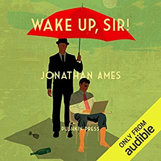 Wake Up, Sir! audiobook cover art