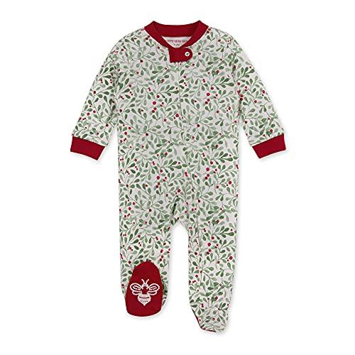 Burt's Bees Baby Baby Girls' Sleep and Play PJs, 100% Organic Cotton...