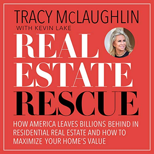 Real Estate Rescue audiobook cover art