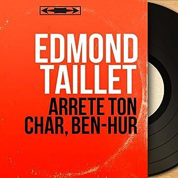 Arrête ton char, Ben-Hur (feat. Jerry Mengo et son orchestre) [Mono Version]