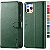TUCCH iPhone 11 Pro Wallet Case, 11 Pro Leather Case with