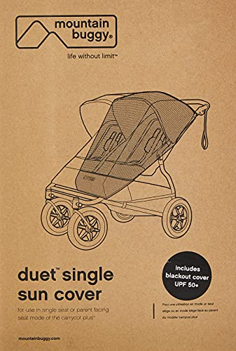 mountain buggy Duet Protection Soleil Individuelle