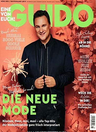 """GUIDO 3/2021 \""""Die neue Mode\"""""""