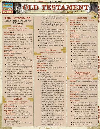 Christian Old Testament Biographies