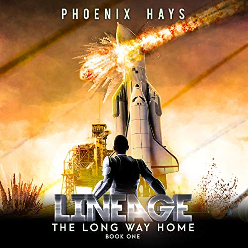Lineage: The Long Way Home cover art