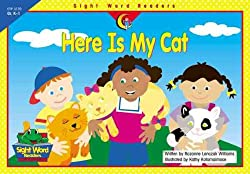 here is my cat - sight word book series