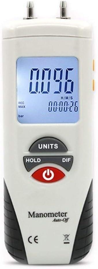 Ranking TOP18 howjdxs ph Tester Digital Soil Manometer Me Pressure Air It is very popular