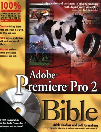 Adobe Premiere Pro 2 Bible