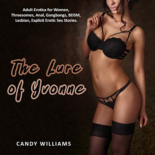 The Lure of Yvonne cover art