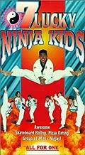 7 Lucky Ninja Kids VHS