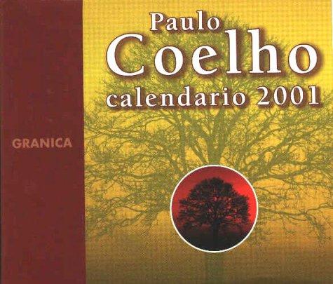 Paulo coelho. calendario 2001