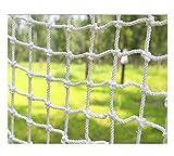 Maran Filet de Protection Transparent pour Balcon pour Chats et Oiseaux sans perçage avec Corde de Fixation et Attaches de câble