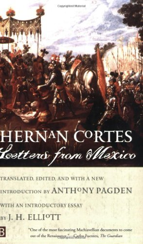 Letters from Mexico (Yale Nota Bene) (English Edition)