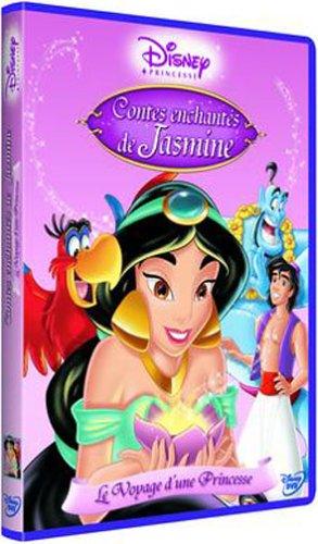 Contes enchantés de Jasmine - Le voyage d'une princesse [Francia] [DVD]