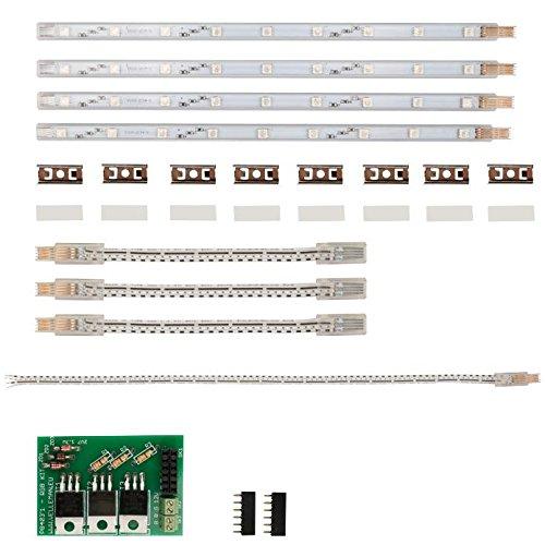RGB LED UPGRADE, FOR K8400 3D PRINTER // RGB LED UPGRADE, FOR K8400 3D PRINTER; Accessory Type:RGB Led Upgrade; For Use With:Velleman K8400 3D Printer ( K8403 )